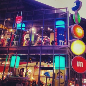 m&m's  shopTimes Square
